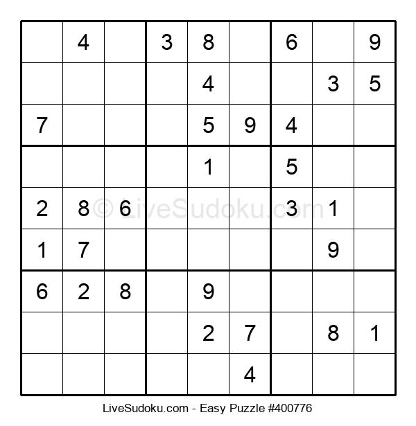 Beginners Puzzle #400776