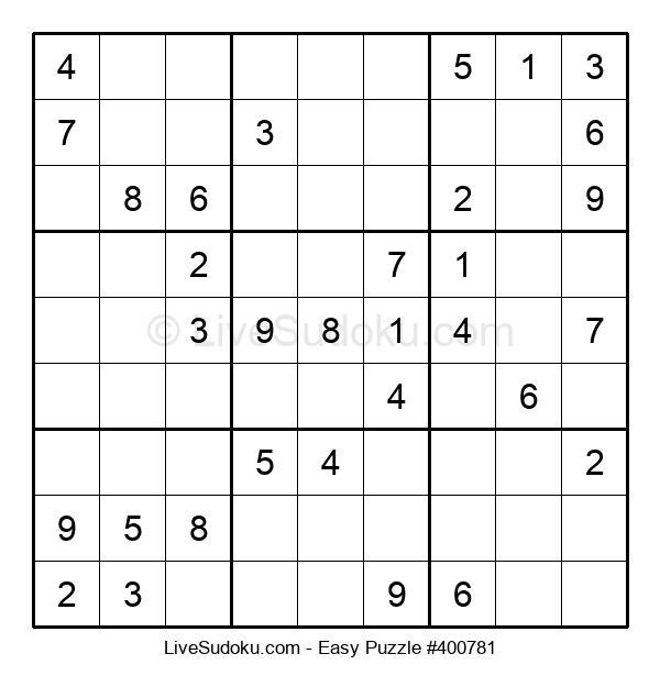 Beginners Puzzle #400781
