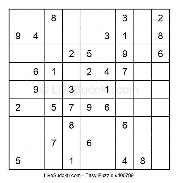Beginners Puzzle #400789