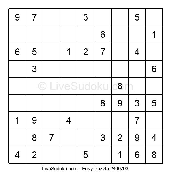 Beginners Puzzle #400793