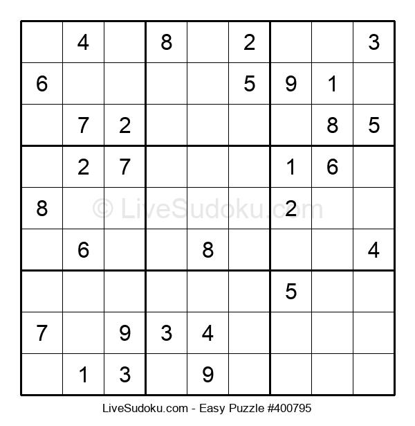 Beginners Puzzle #400795