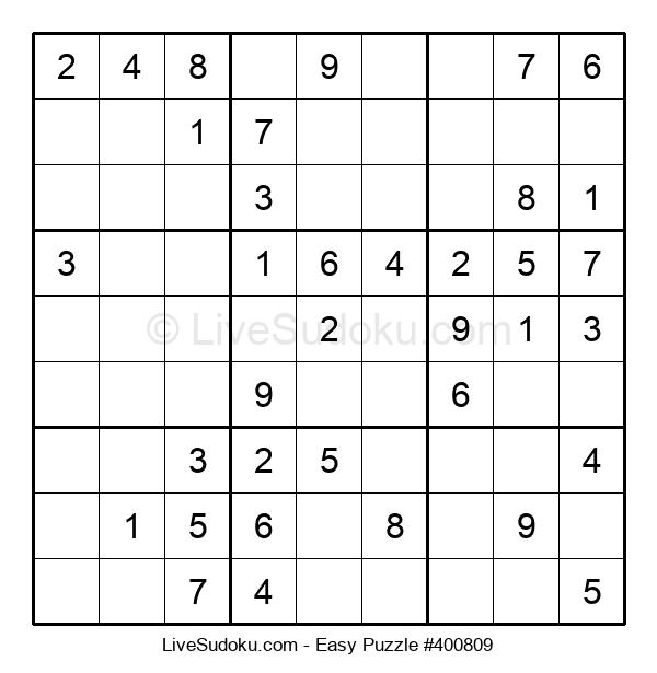 Beginners Puzzle #400809