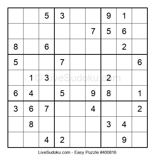Beginners Puzzle #400816
