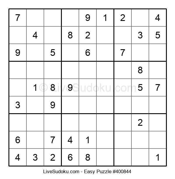 Beginners Puzzle #400844