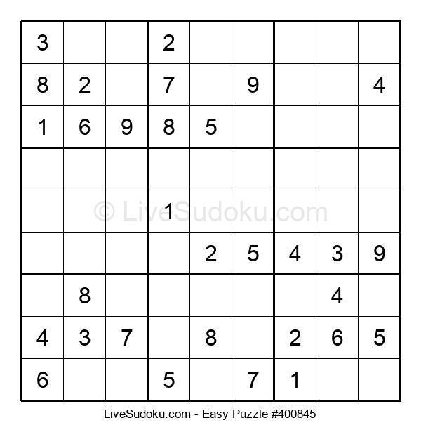 Beginners Puzzle #400845