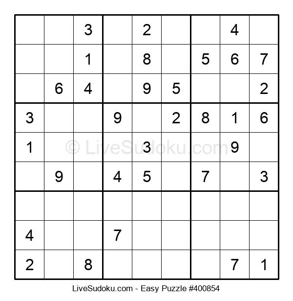 Beginners Puzzle #400854