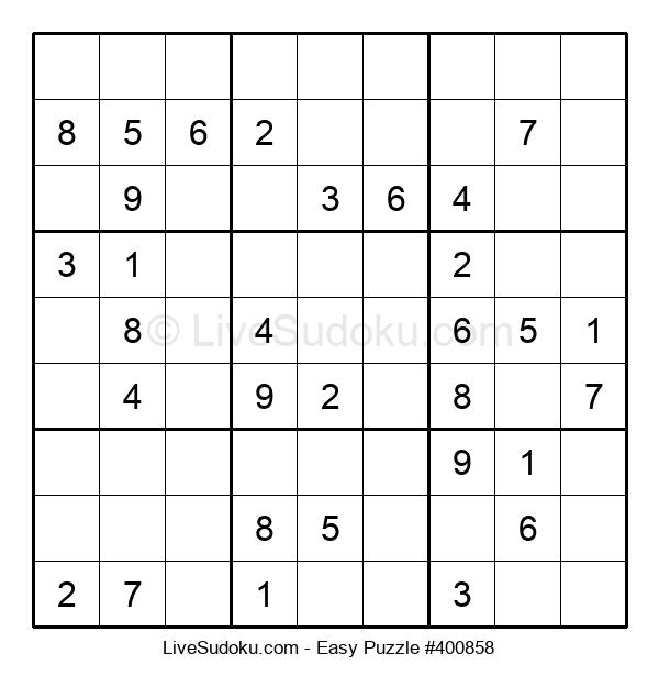 Beginners Puzzle #400858