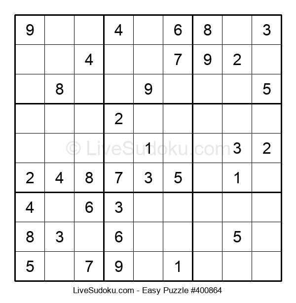 Beginners Puzzle #400864