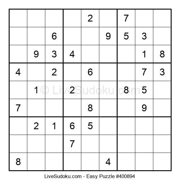 Beginners Puzzle #400894