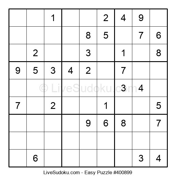 Beginners Puzzle #400899