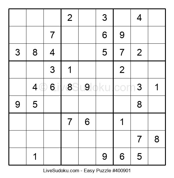 Beginners Puzzle #400901