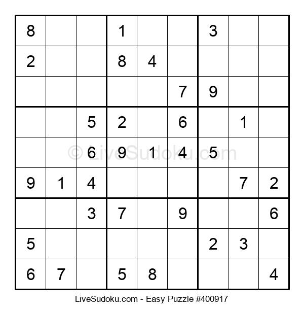 Beginners Puzzle #400917