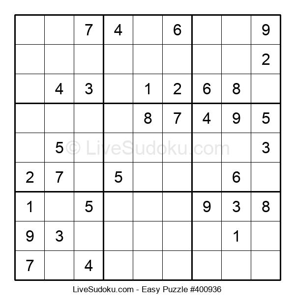 Beginners Puzzle #400936