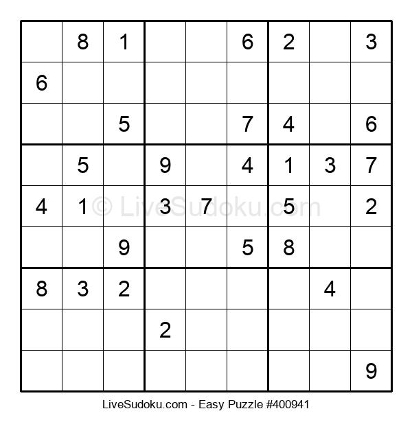 Beginners Puzzle #400941