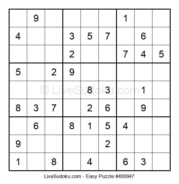 Beginners Puzzle #400947