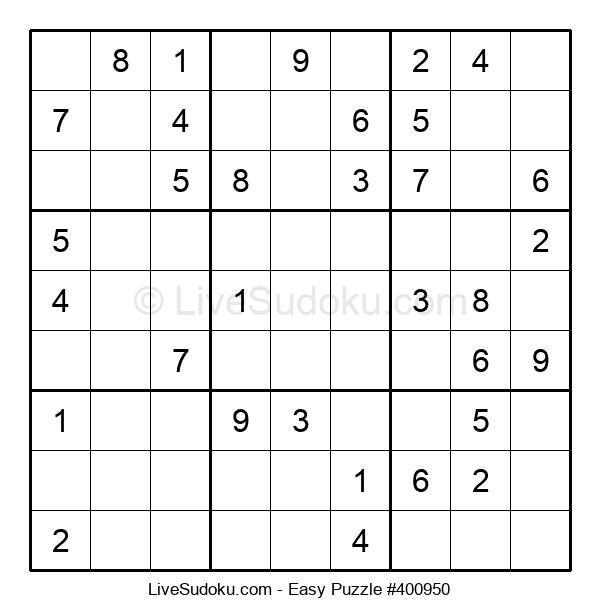 Beginners Puzzle #400950