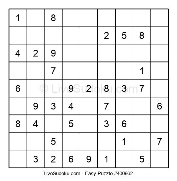 Beginners Puzzle #400962