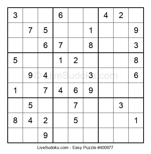 Beginners Puzzle #400977