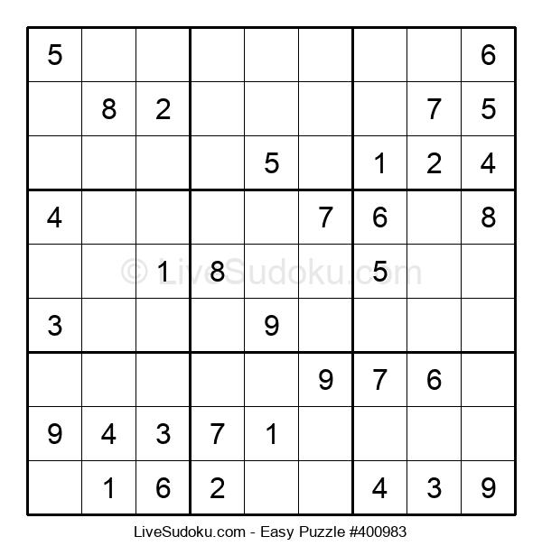 Beginners Puzzle #400983
