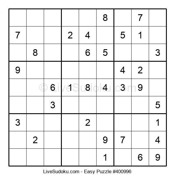 Beginners Puzzle #400996