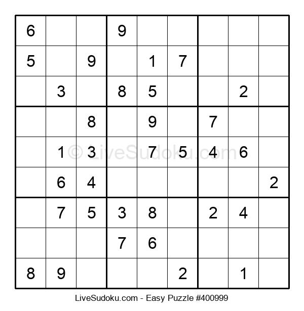 Beginners Puzzle #400999