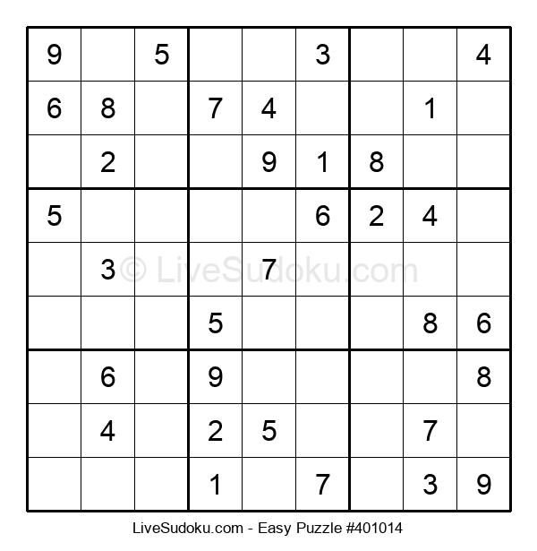 Beginners Puzzle #401014