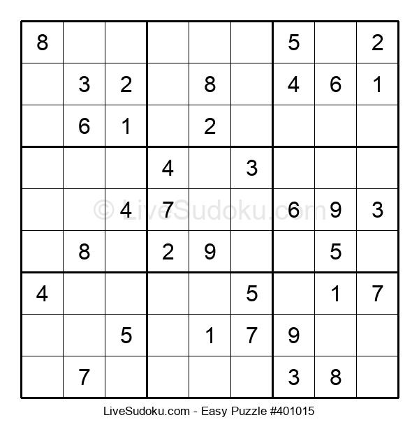 Beginners Puzzle #401015