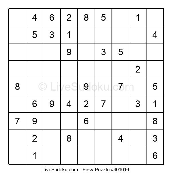 Beginners Puzzle #401016