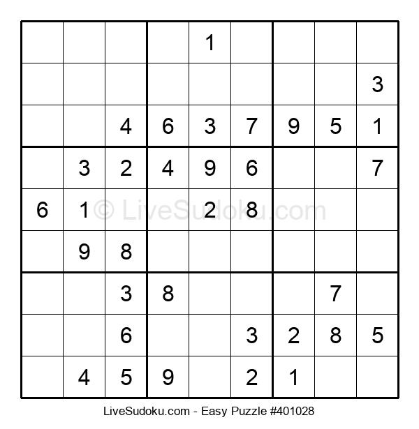 Beginners Puzzle #401028