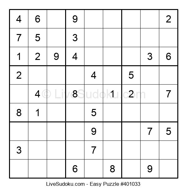 Beginners Puzzle #401033