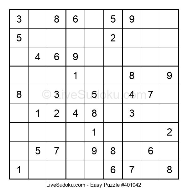 Beginners Puzzle #401042