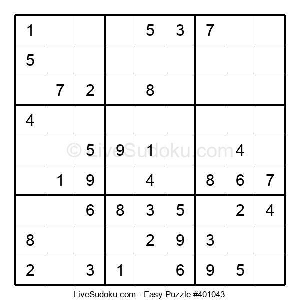 Beginners Puzzle #401043