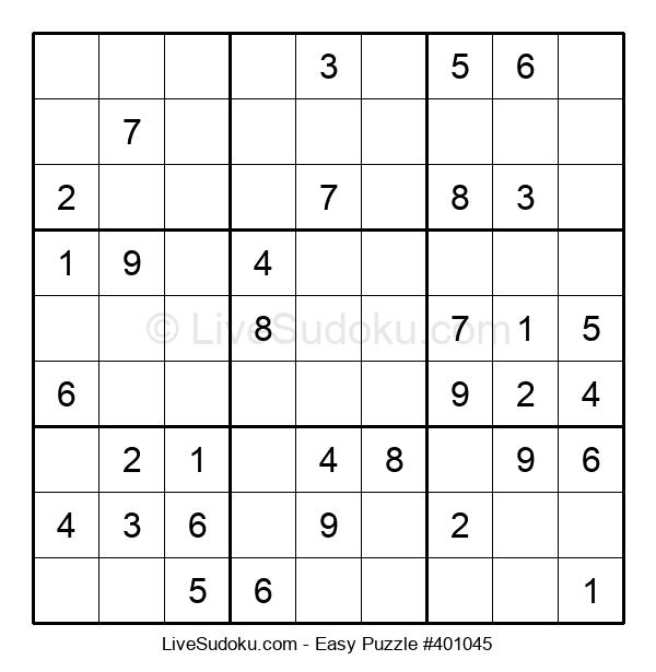 Beginners Puzzle #401045