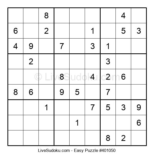 Beginners Puzzle #401050