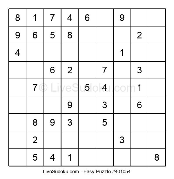Beginners Puzzle #401054