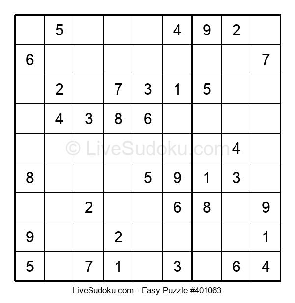 Beginners Puzzle #401063