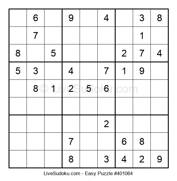 Beginners Puzzle #401064