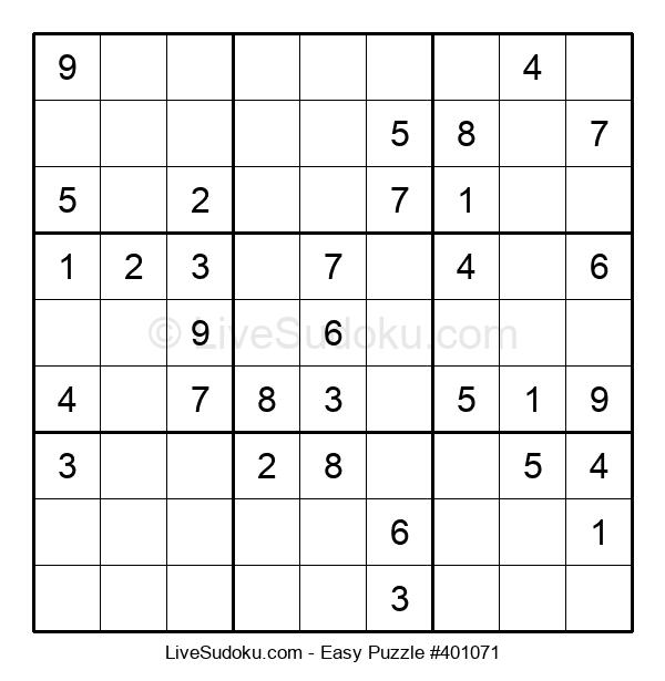 Beginners Puzzle #401071