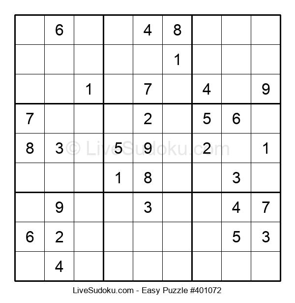Beginners Puzzle #401072