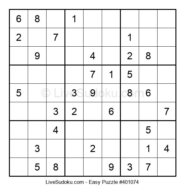 Beginners Puzzle #401074