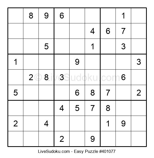 Beginners Puzzle #401077