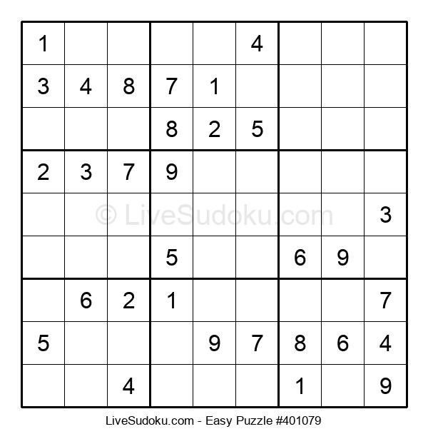 Beginners Puzzle #401079