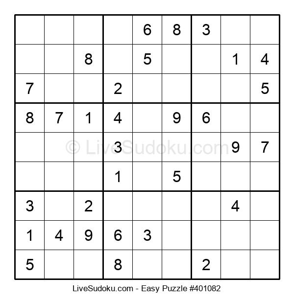 Beginners Puzzle #401082