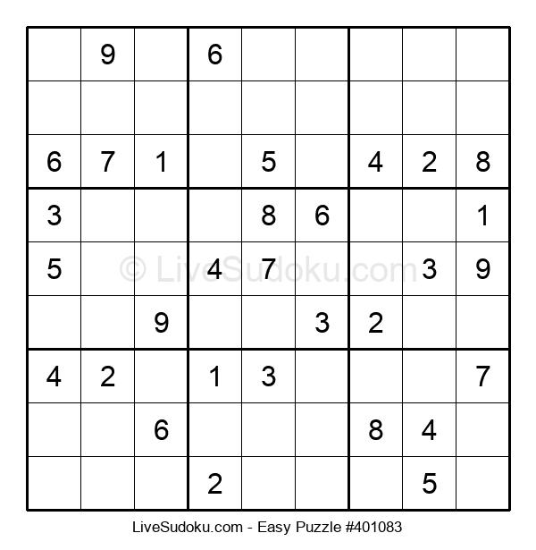 Beginners Puzzle #401083