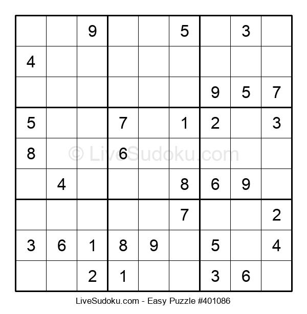 Beginners Puzzle #401086
