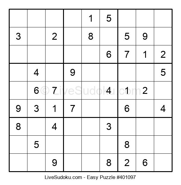 Beginners Puzzle #401097