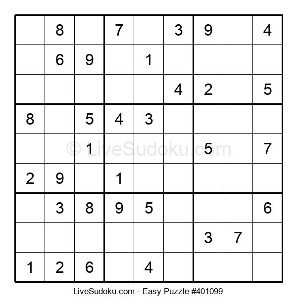 Beginners Puzzle #401099