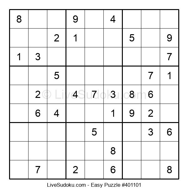 Beginners Puzzle #401101