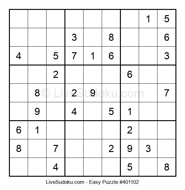 Beginners Puzzle #401102