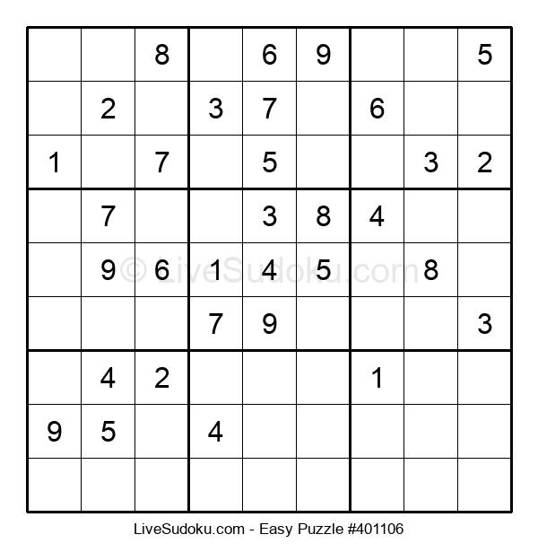 Beginners Puzzle #401106